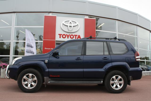Toyota Land Cruiser 3.0 D-4D AWD Luxury